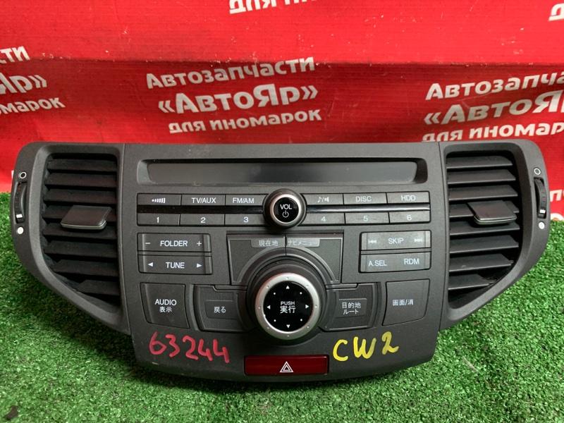 Магнитола Honda Accord CU2 K24A 2008 39050-TL3=J01