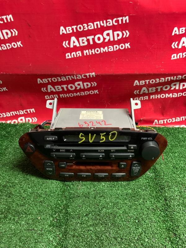 Магнитола Toyota Vista Ardeo SV50G 3S-FSE 06.2000 86120-32550