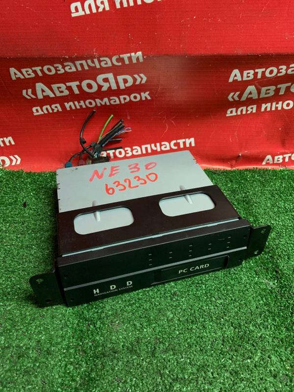 Блок навигации Bmw 530I E60 N52B30A 03.2005 6943615