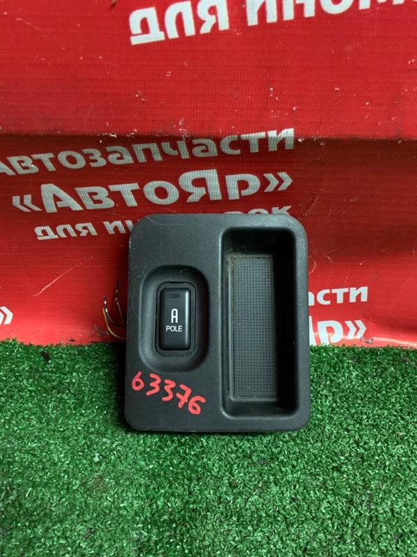 Накладка пластиковая в салон Honda Civic Ferio ES1 D15B 2003 83408-s5a-g010. Торпедо