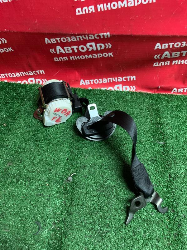 Ремень безопасности Bmw 323I E90 N52B25A 01.2006 передний левый