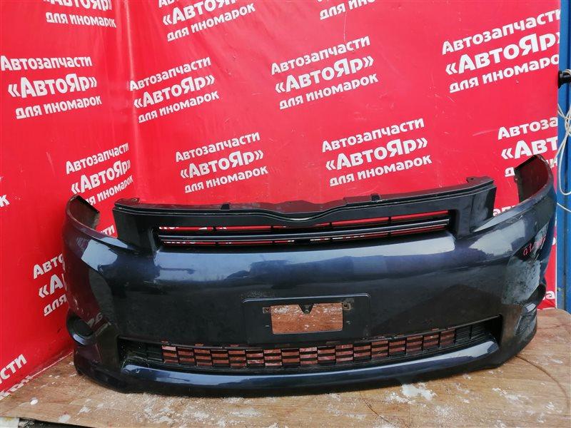 Бампер Toyota Voxy ZRR70G 3ZR-FE 11.2007 передний цена без решетки, дефект на фотографии.