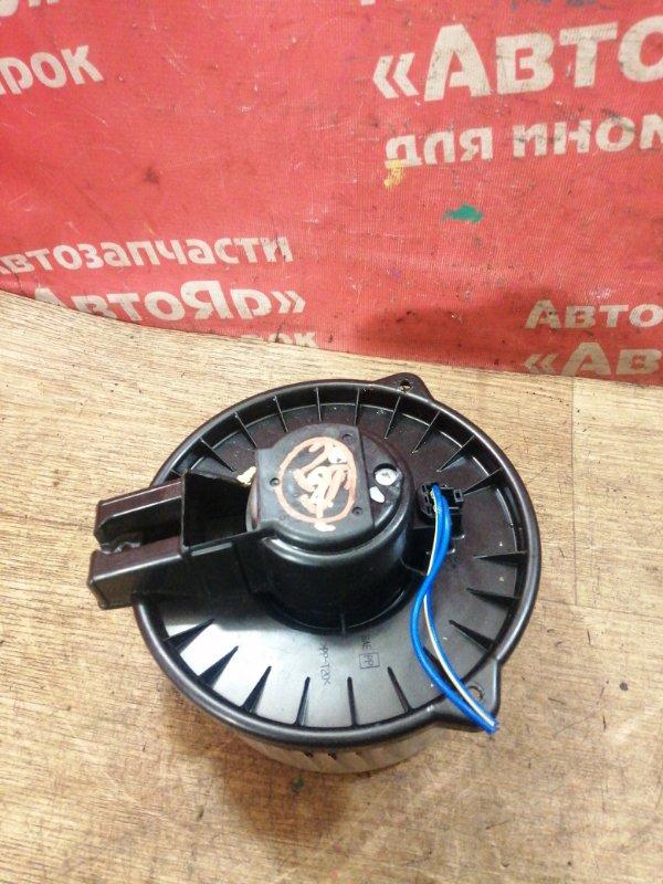 Вентилятор (мотор отопителя) Honda Civic Ferio ES1 D15B 2003 2конт , дефект крыльчатки