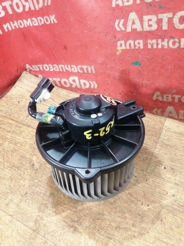 Вентилятор (мотор отопителя) Toyota Liteace Noah KR52V 7K-E 07.2005 2конт, дефект на фото