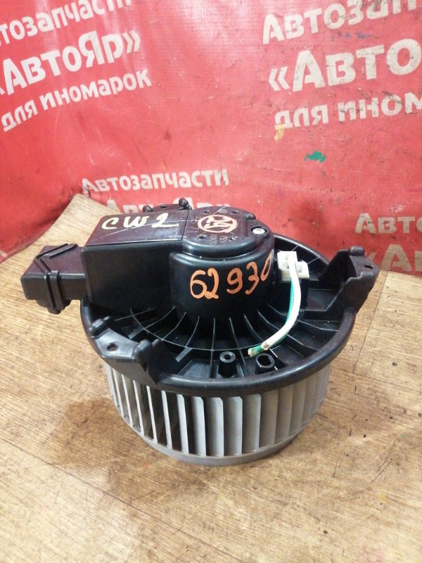 Вентилятор (мотор отопителя) Honda Accord CU2 K24A 2008 2конт. правый руль