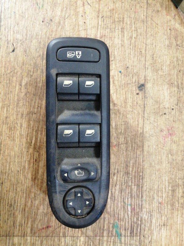 Блок управления стеклоподъемниками Peugeot 308 EP6CDT 2010