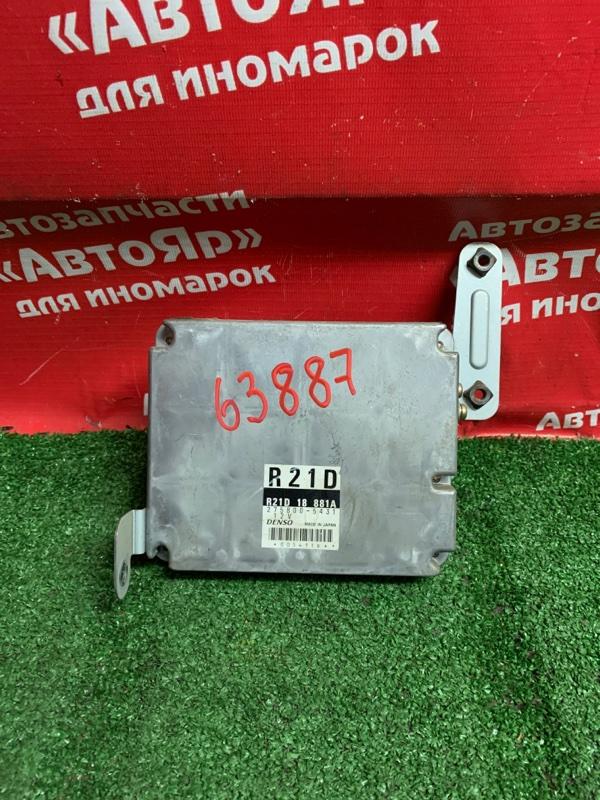 Блок управления efi Mitsubishi Delica SK22MM R2 2001 275800-5431