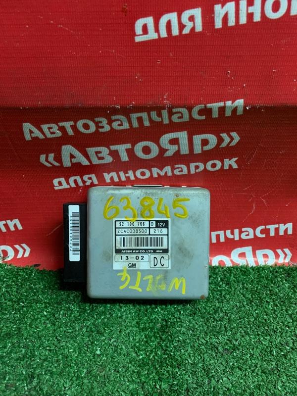 Блок переключения кпп Subaru Traviq XM220 Z22 2002 92100766