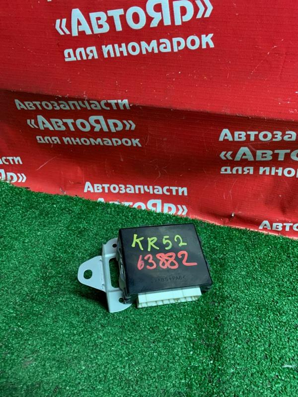 Блок управления abs Toyota Liteace Noah KR52V 7K-E 06.2007 89540-28281