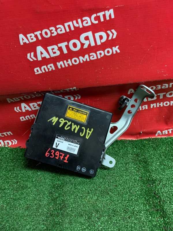 Блок управления abs Toyota Ipsum ACM26W 2AZ-FE 03.2004 89540-44210