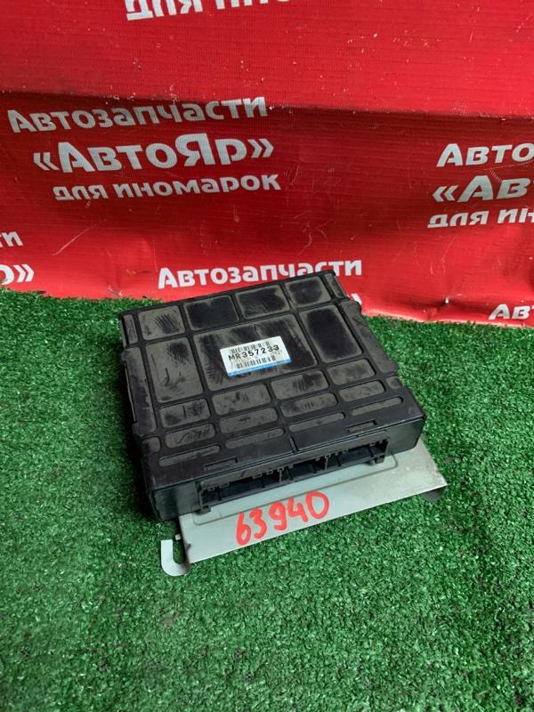 Блок переключения кпп Mitsubishi Delica Space Gear PD8W 4M40-T 07.1997 MR357233