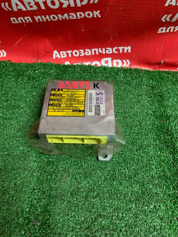 Блок управления airbag Toyota Camry ACV30 2AZ-FE 10.2003 89170-33270