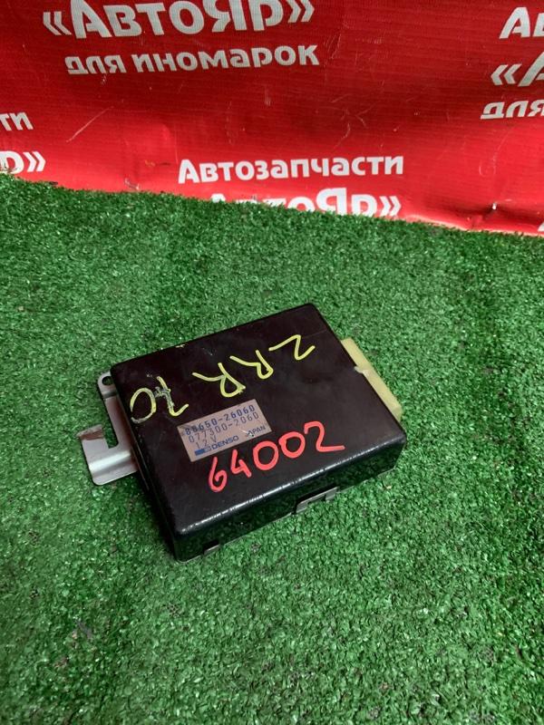 Блок управления кондиционером Toyota Voxy ZRR70G 3ZR-FE 11.2007 88650-26060