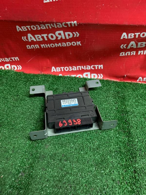 Блок управления abs Mitsubishi Delica Space Gear PD8W 4M40-T 07.1997 MR359965