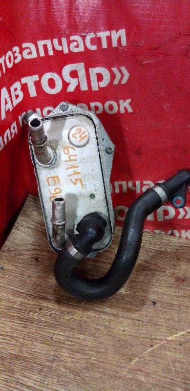 Радиатор акпп Bmw 320I E90 N46B20B 08.2007 17217529499. Радиатор КПП