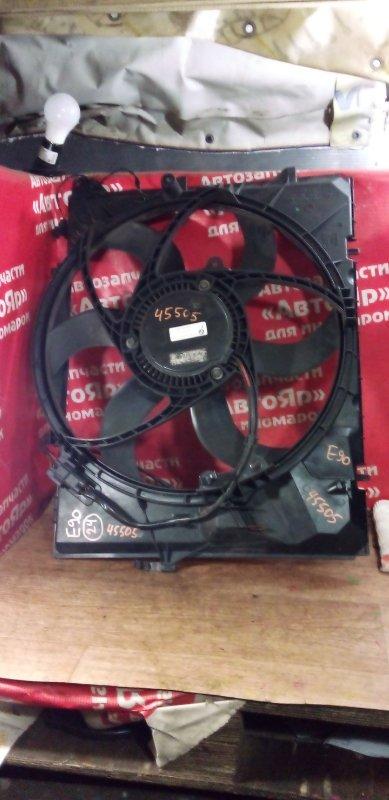 Диффузор радиатора Bmw 320I E90 N46B20B 08.2007 цена только за диффузор