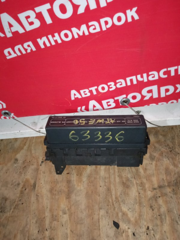 Блок предохранителей Nissan Elgrand ATWE50 ZD30DDTI 10.1999 маленький