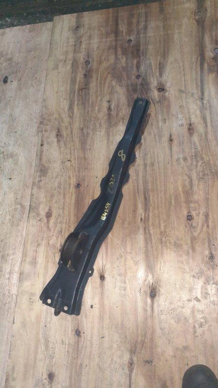 Балка продольная Mitsubishi Dingo CQ2A 4G15 02.1999 передняя лыжа , подушка плохая.