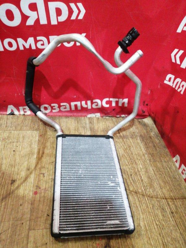 Радиатор печки Honda Accord CU2 K24A 2008
