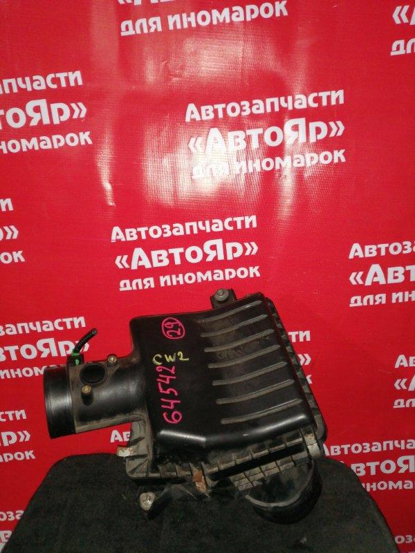 Корпус воздушного фильтра Honda Accord CU2 K24A 2008 дефект на фото