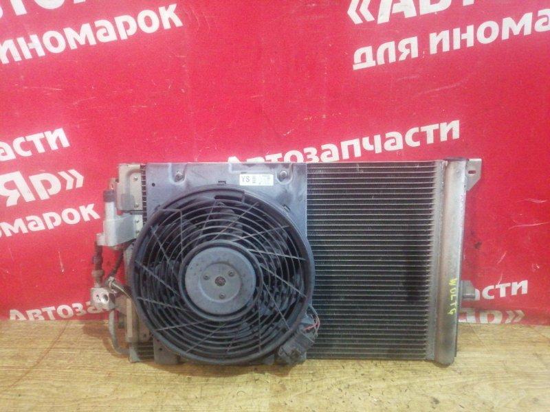 Радиатор кондиционера Subaru Traviq XM220 Z22 2002