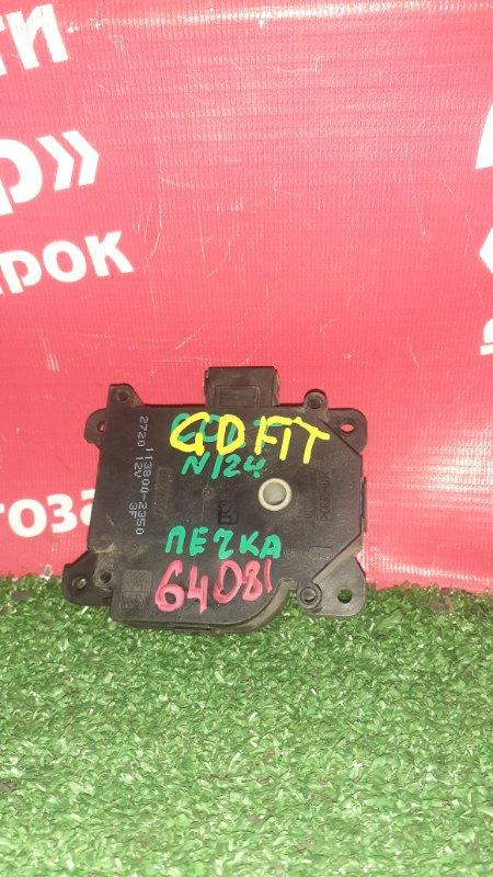 Привод заслонок отопителя Honda Fit GD1 L13A 113800-2350