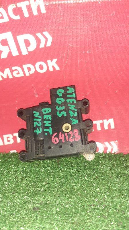 Привод заслонок отопителя Mazda Atenza GG3S L3-VE