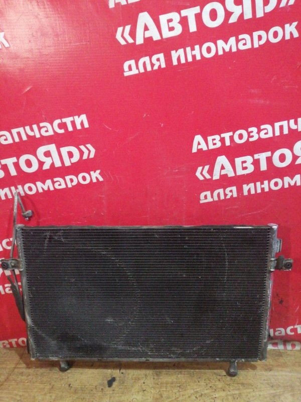 Радиатор кондиционера Nissan Elgrand ATWE50 ZD30DDTI 09.2001