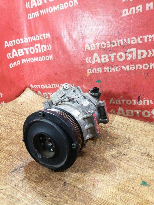 Компрессор кондиционера Toyota Corolla Fielder ZRE142G 2ZR-FE 11.2006 88310-1A770 / 447260-1492