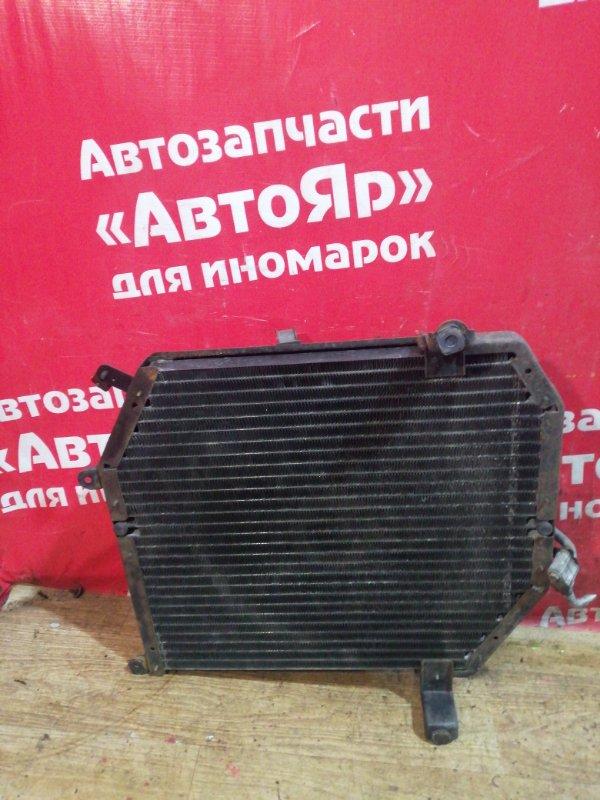 Радиатор кондиционера Toyota Hiace KZH106W 1KZ-TE 09.1993