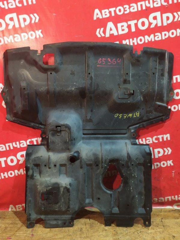 Защита двигателя Nissan Elgrand ATWE50 ZD30DDTI 09.2001 75831 2W210
