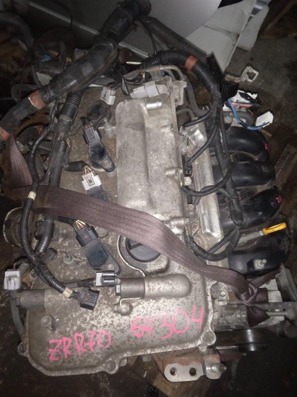 Двигатель Toyota Voxy ZRR70G 3ZR-FE 11.2007 Цена без навесного с косой и выпускным коллектором,