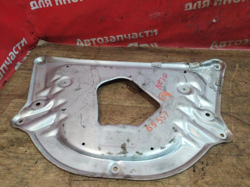 Защита двигателя Bmw 530I E60 N52B30A 03.2005 передняя 3 111 6 759 878-03 алюминиевая