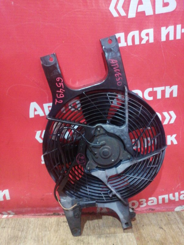 Диффузор радиатора Nissan Elgrand ATWE50 ZD30DDTI 10.1999
