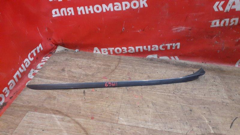Молдинг лобового стекла Bmw 323I E90 N52B25A 01.2006 передний правый