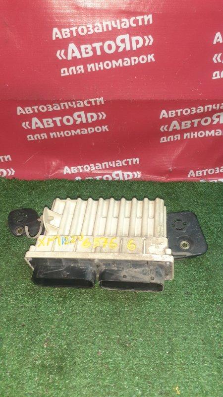 Блок управления Subaru Traviq XM220 Z22 2002 24462349 , охлаждения