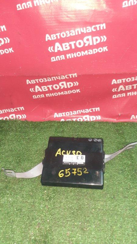 Блок управления abs Toyota Camry ACV30 2AZ-FE 10.2003 89540-33330