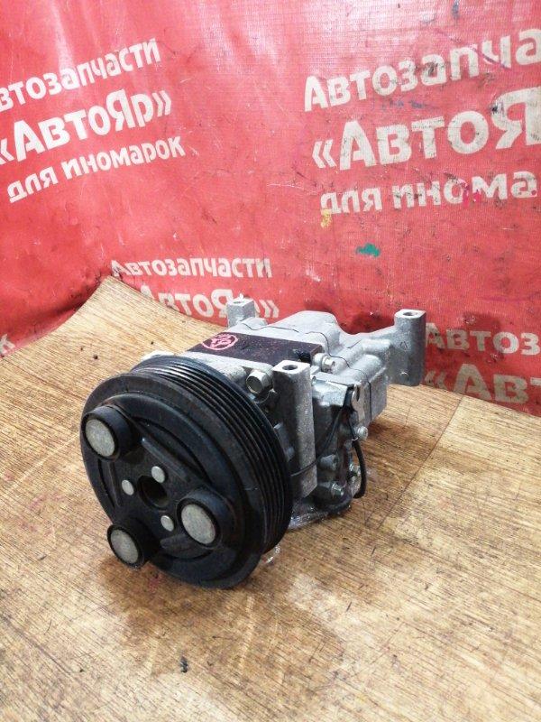 Компрессор кондиционера Mazda Axela BK5P ZY-VE 09.2007 BP4K-61-K00A