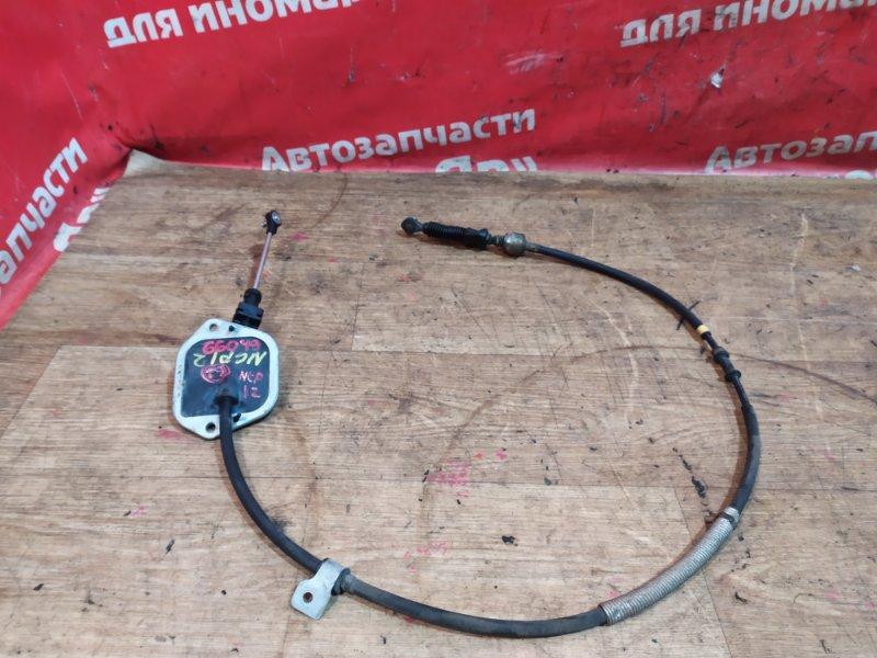 Трос переключения акпп Toyota Platz NCP12 1NZ-FE 2005