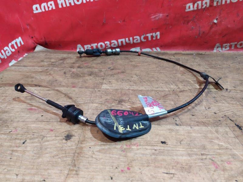 Трос переключения акпп Nissan X-Trail TNT31 QR25DE 01.2008
