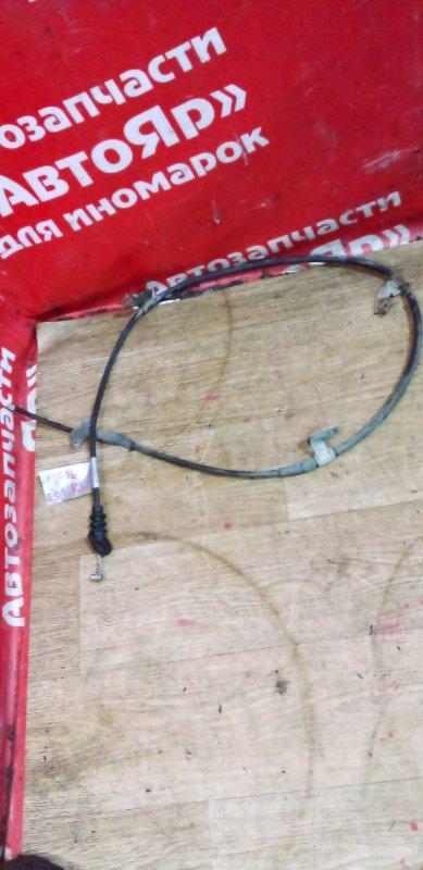 Тросик ручника Honda Civic Ferio ES1 D15B 2001 задний левый Под барабан.