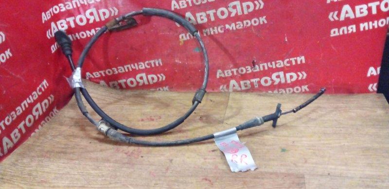 Тросик ручника Honda Civic Ferio ES1 D15B 2001 задний правый Под барабан.