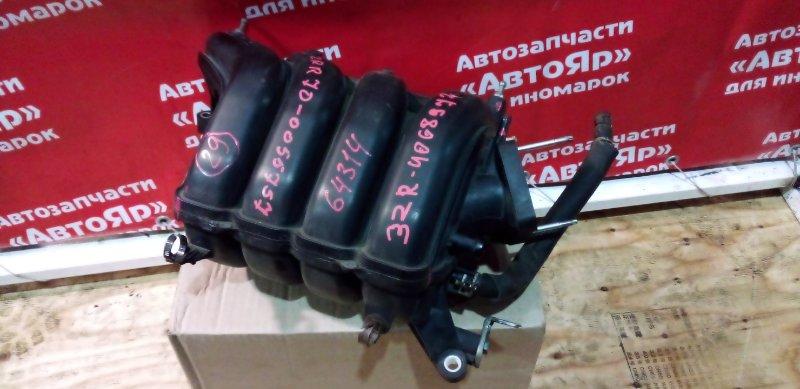 Коллектор впускной Toyota Voxy ZRR70G 3ZR-FE 11.2007 17120-37030