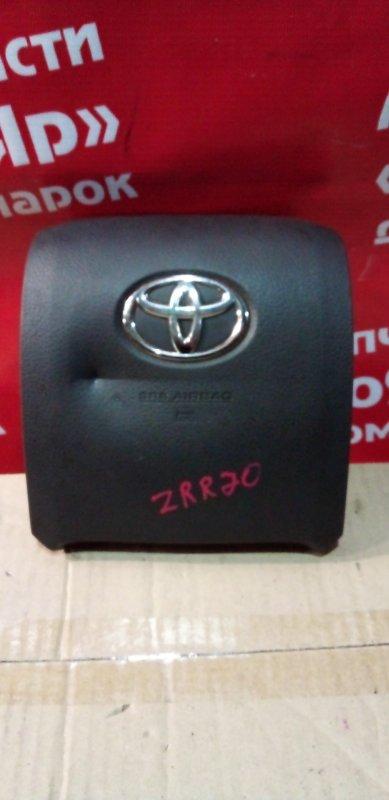 Airbag Toyota Voxy ZRR70G 3ZR-FE 11.2007 С зарядом, состояние на фотографиях.