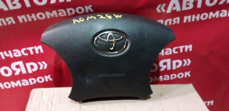 Airbag Toyota Ipsum ACM26W 2AZ-FE 03.2004 С зарядом, состояние на фотографиях.