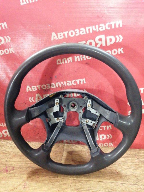 Руль Mitsubishi Delica Space Gear PD8W 4M40-T 07.1997 Цена за руль без аирбага, состояние на фотографиях.