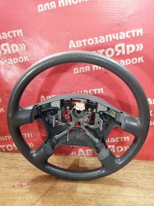 Руль Toyota Regius RCH47W 3RZ-FE Состояние на фотографиях.