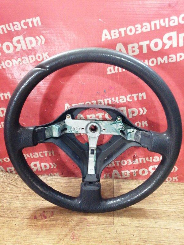 Руль Toyota Caldina AT191G 7A-FE 07.1996 Состояние на фотографиях.