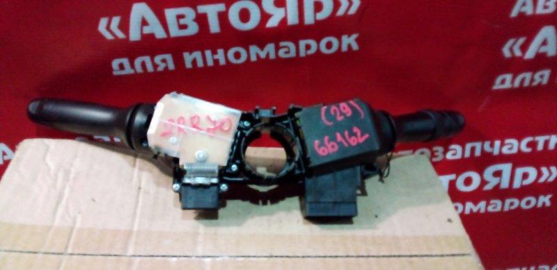 Кулиса Toyota Voxy ZRR70G 3ZR-FE 11.2007 Свет, дворники.