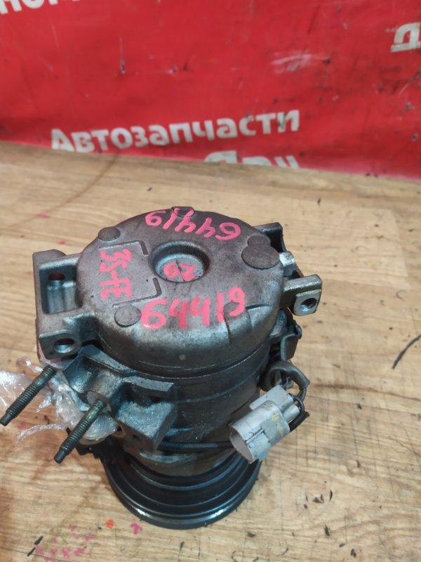 Компрессор кондиционера Toyota Vista Ardeo SV50G 3S-FSE 06.2000 88320-32230